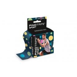 Taśma kinezjologiczna Pino Tape Pro Sport 5 cm x 5 m kropki