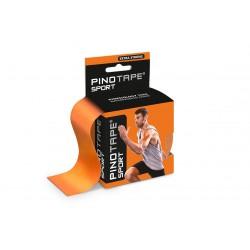 Taśma kinezjologiczna Pino Tape Pro Sport 5 cm x 5 m pomarańczowa