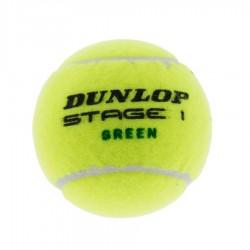 Piłka tenisowa Dunlop Stage 1 Green