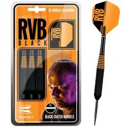 Rzutki Target  RVB Black 22g steel