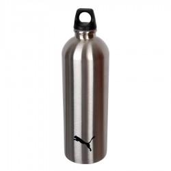 Bidon Puma 0,75 srebrny stalowy
