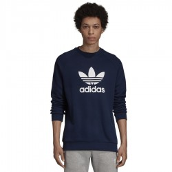 Bluza adidas Originals Trefoil Warm-Up Crew Sweatshirt ED5948
