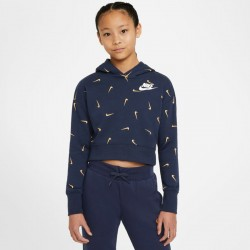 Bluza Nike Sportswear French Terry Hoodie CZ2566 451