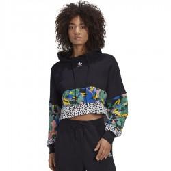 Bluza adidas Originals Cropped Hoodie GC6850