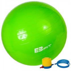 Piłka fitness EB FIT 55 z pompką 1029443