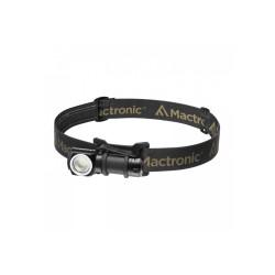 Latarka czołowa, Mactronic CYCLOPE II, 600lm, ładowalna, zestaw (akumulator, ładowarka magnetyczna, klips, pasek z gumowym uchwy