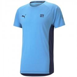 Koszulka Puma Manchester City Evostripe Tee 758704 01