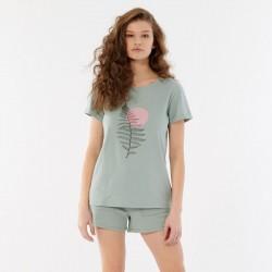 T-Shirt Outhorn HOL21-TSD610D 48S
