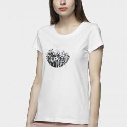 T-Shirt 4F H4L21-TSD029 10S