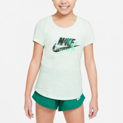 Koszulka Nike Sportswear Big Kids' (Girls) T-Shirt DH5865 394