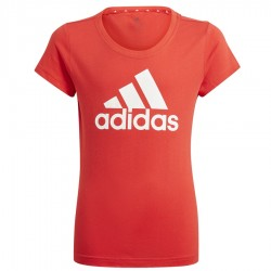 Koszulka adidas Girls Essentials Big Logo Tee GN4072