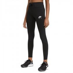 Legginsy Nike Air Big Kids' (Girls') Training Leggings DA1003 010