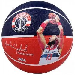 Piłka Spalding NBA Player Marcin Gortat