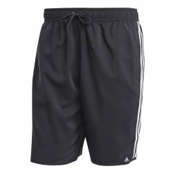 Kąpielówki adidas Classic Length 3 Stripes Swim Short GQ1103
