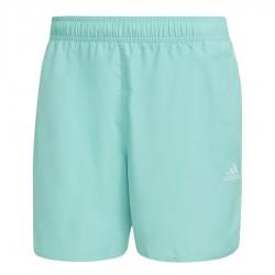 Kąpielówki adidas Short Length Colorblock 3Stripes Swimshort GM2244