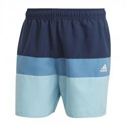 Kąpielówki adidas Short Length Colorblock Swimshort GM2217