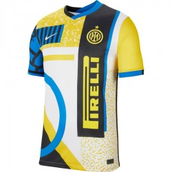 Koszulka Nike Inter Milan 2021/22 Stadium Fourth Men's Soccer Jersey CV8413 101