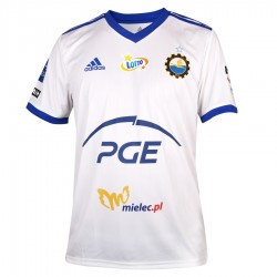 Koszulka meczowa Stal Mielec biała 2020/2021 S688419