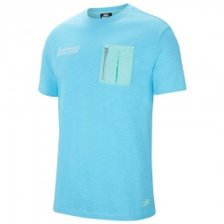 Koszulka Nike FC Barcelona M NSW ME Top SS BW DC7280 425