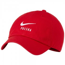 Czapka z daszkiem Nike Polska CU7540 611