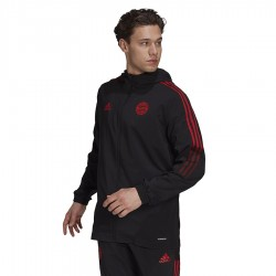 Kurtka adidas FC Bayern Presentation Jacket GR0628