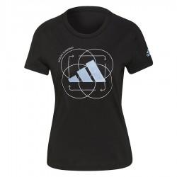 Koszulka adidas Run Logo W 2 GV1350
