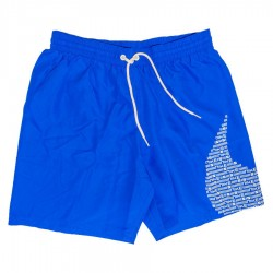 "Szorty Nike Volley Swim Trunks Matrix Logo 7"" NESSA521 494"