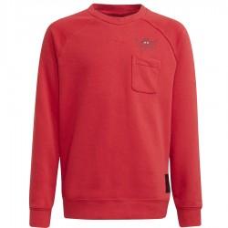 Bluza adidas Manchester United Kids Crew Sweat GR3885