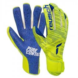 Rękawice bramkarskie Reusch Pure Contact Fusion Junior 51 72 900 2199