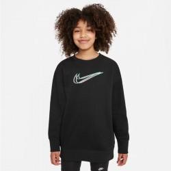 Bluza Nike Sportswear Big Kids' (Girls') Sweatshirt DM4694 010