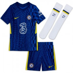 Komplet Nike Chelsea FC 2020/21 Home Little Kids' Soccer Kit CV8266 409