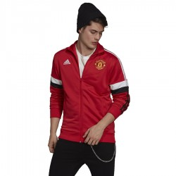 Bluza adidas Manchester United 3-Stripes Track Top GR3887