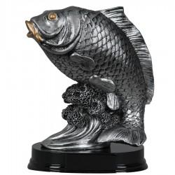 Statuetka wędkarstwo Biemans