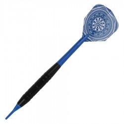 Rzutki X-DART SOFT 18g Black/Blue