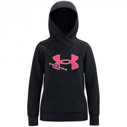 Bluza UA Y Rival Fleece Logo Hoodie 1366046 001