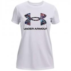 Koszulka UA Y Tech BL Solid Body SS 1366080 100