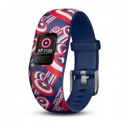 Garmin vívofit jr. 2 (Marvel Captain America)
