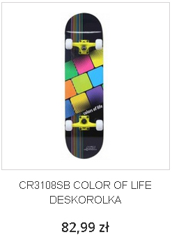 CR3108SB COLOR OF LIFE DESKOROLKA